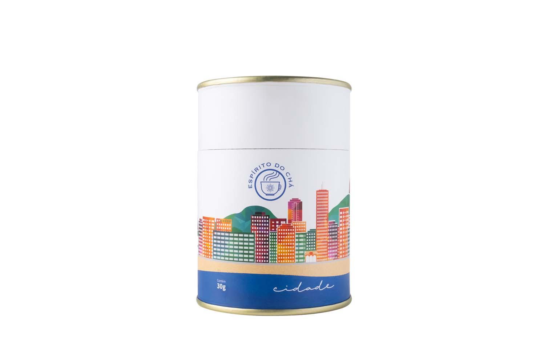 Chá Verde Orgânico Long Jing