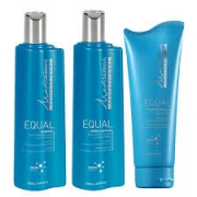 KIT MEDITERRANI EQUAL SHAMPOO + MASK COND. +  LEAVE IN