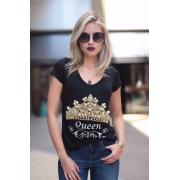 Blusa Queen Villon