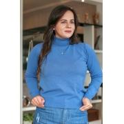 Cacharrel Basic Lisa Azul Veludo