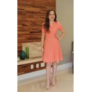 Vestido Chemise Coral Lekazis