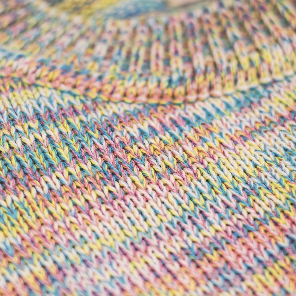 Blusa Bufante Rainbow