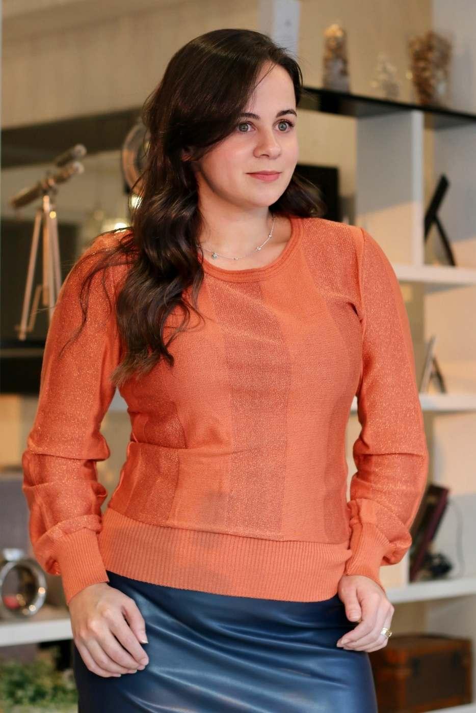 Blusa Elegance Shine