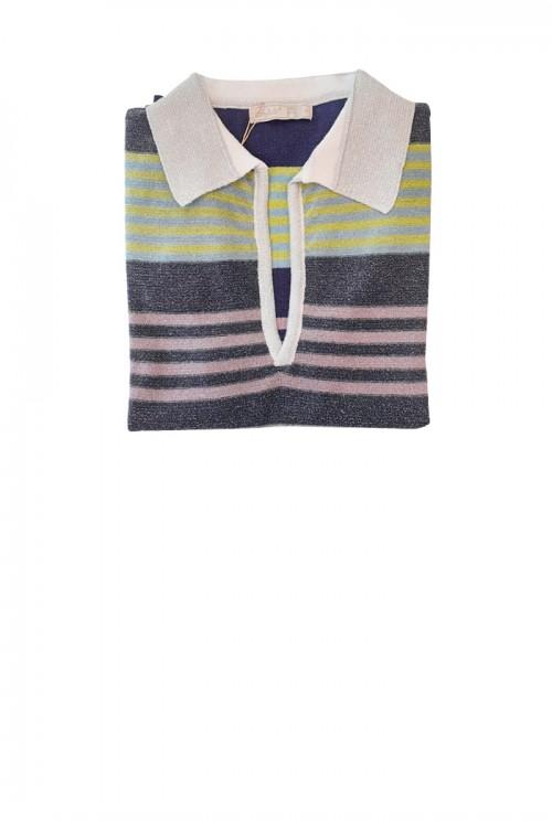 Blusa Polo Shine