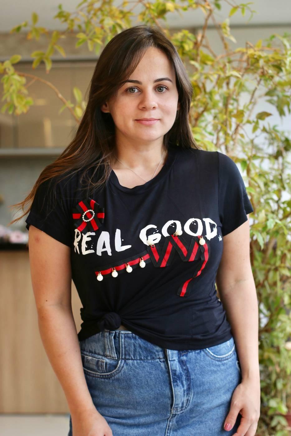 Blusa Real Good Villon