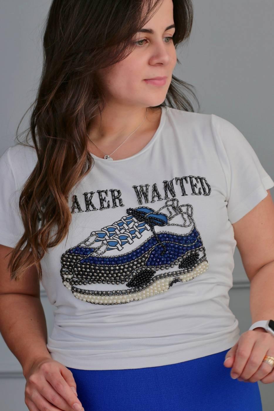 Blusa Sneaker Villon