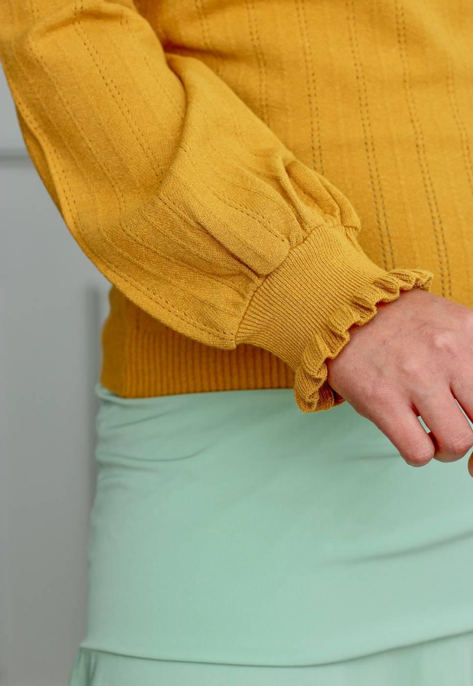 Blusa Tricot Delicate - 2 Cores
