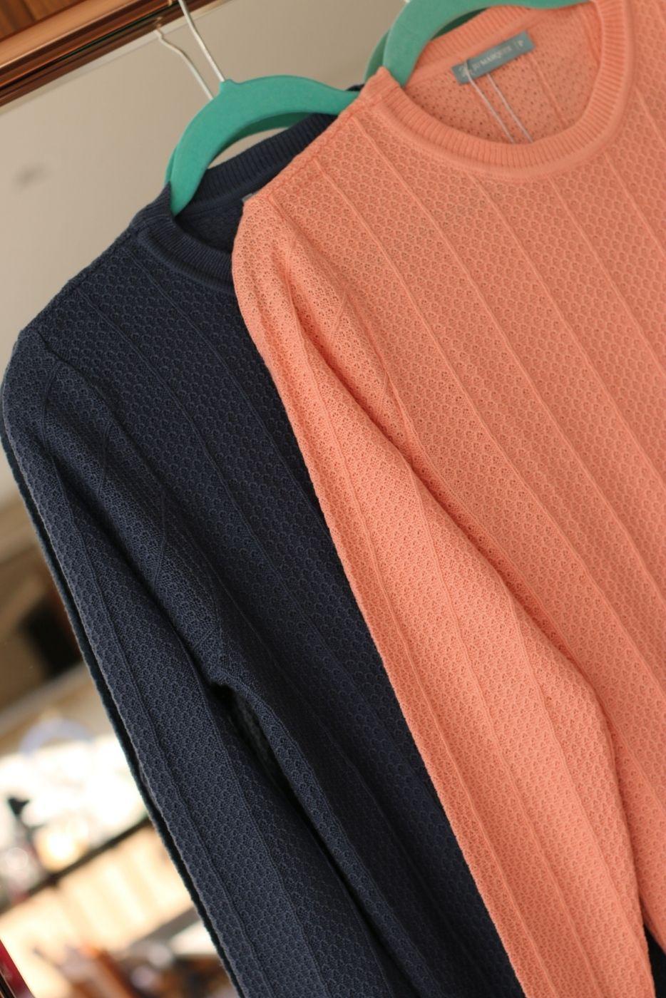 Blusa Tricot Ponto Colmeia (+ CORES)
