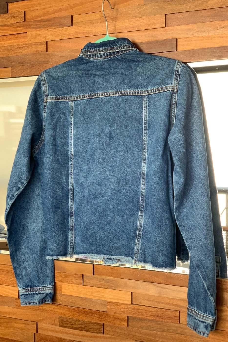 Camisa Jacket Jeans Villon