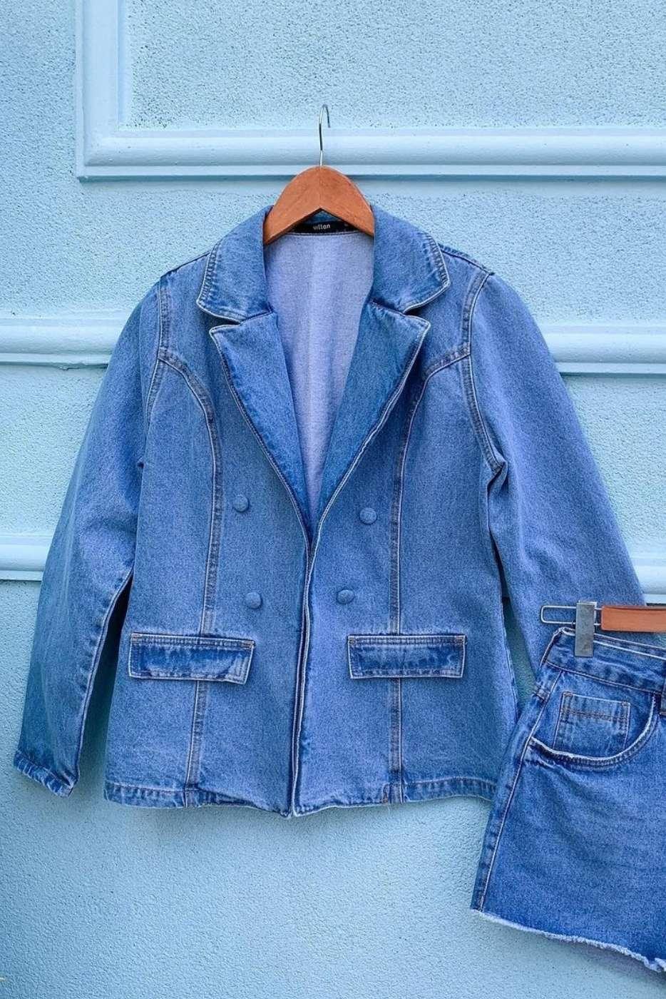 Blazer Jeans Elegance Villon
