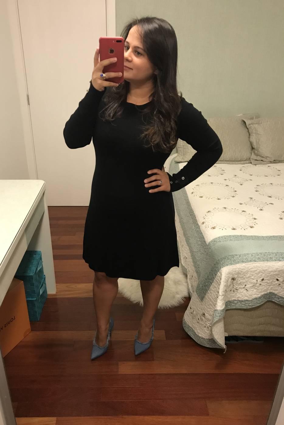 Vestido Basic ML