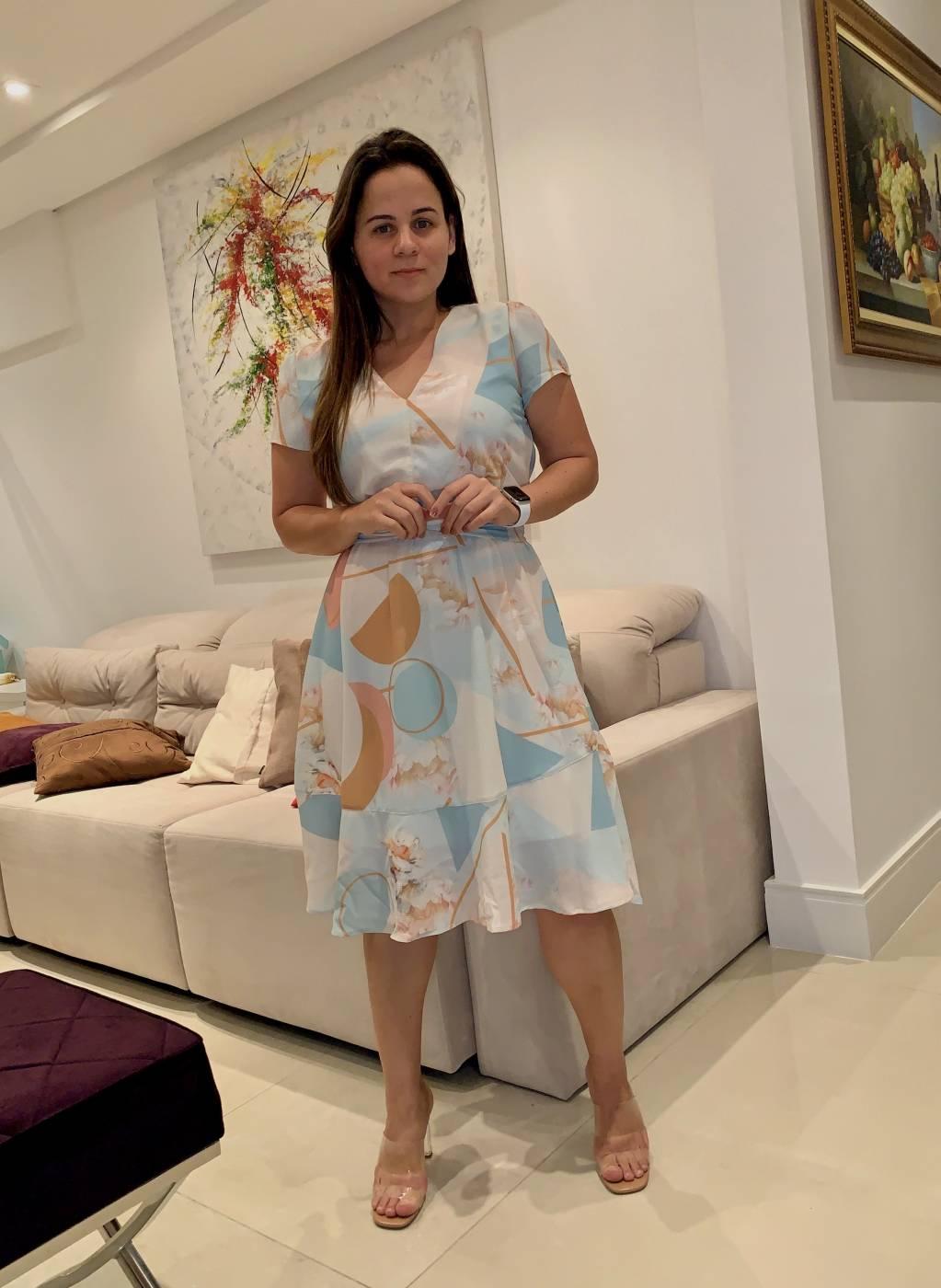 Vestido Delicate Candy Lekazis