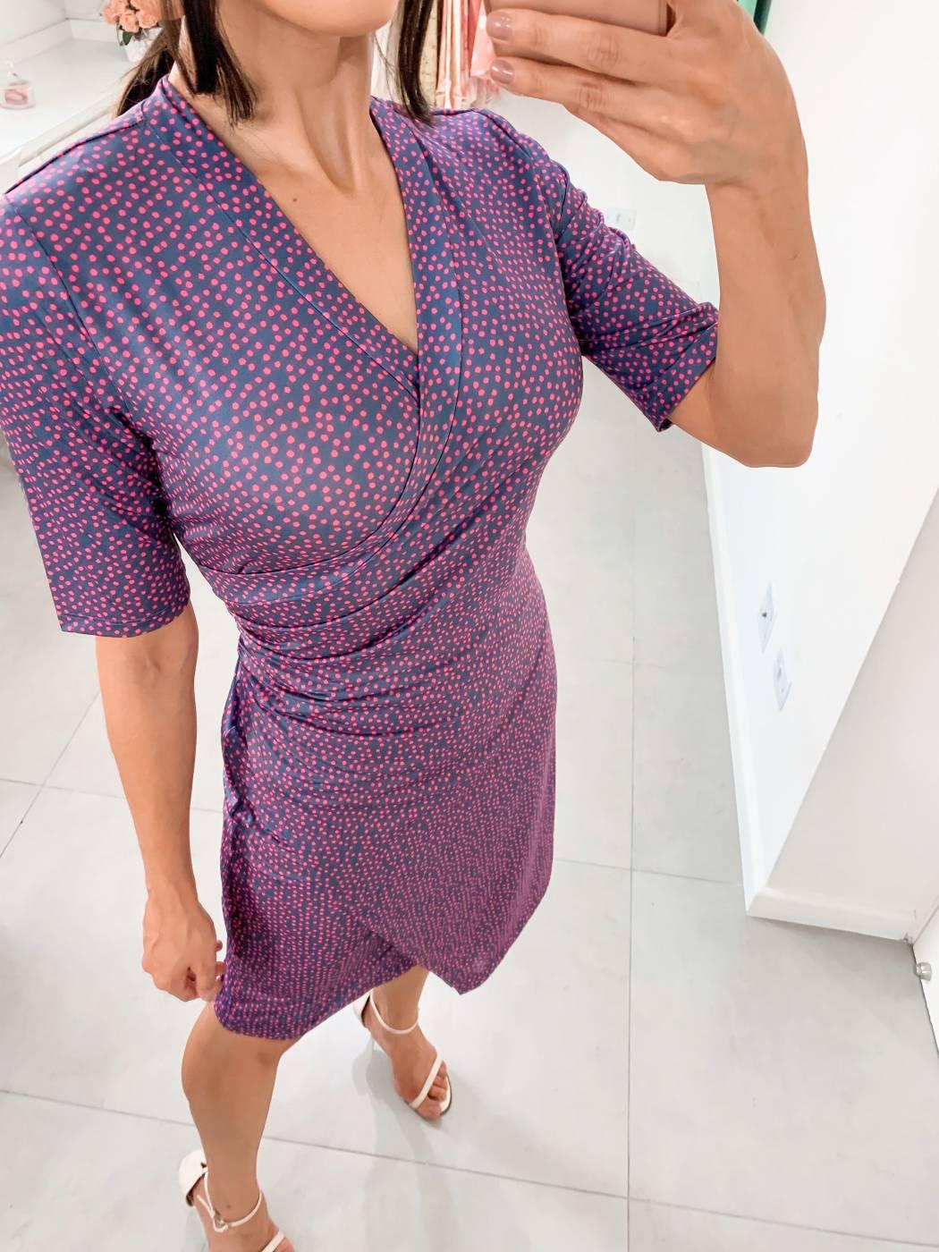 Vestido Poa Lekazis