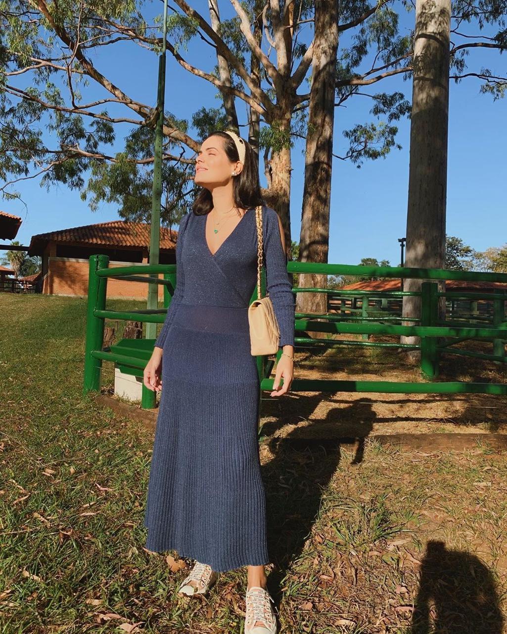 Vestido Tricot Shine (+ CORES)