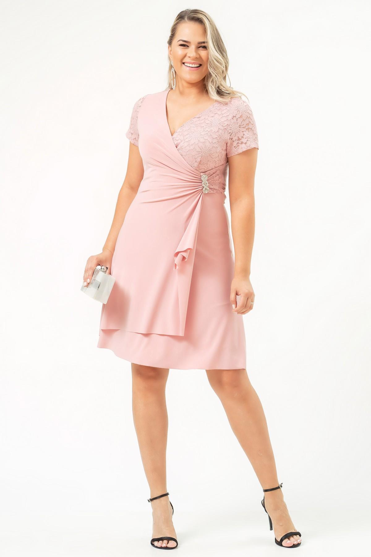 Vestido Amanda - ROSE