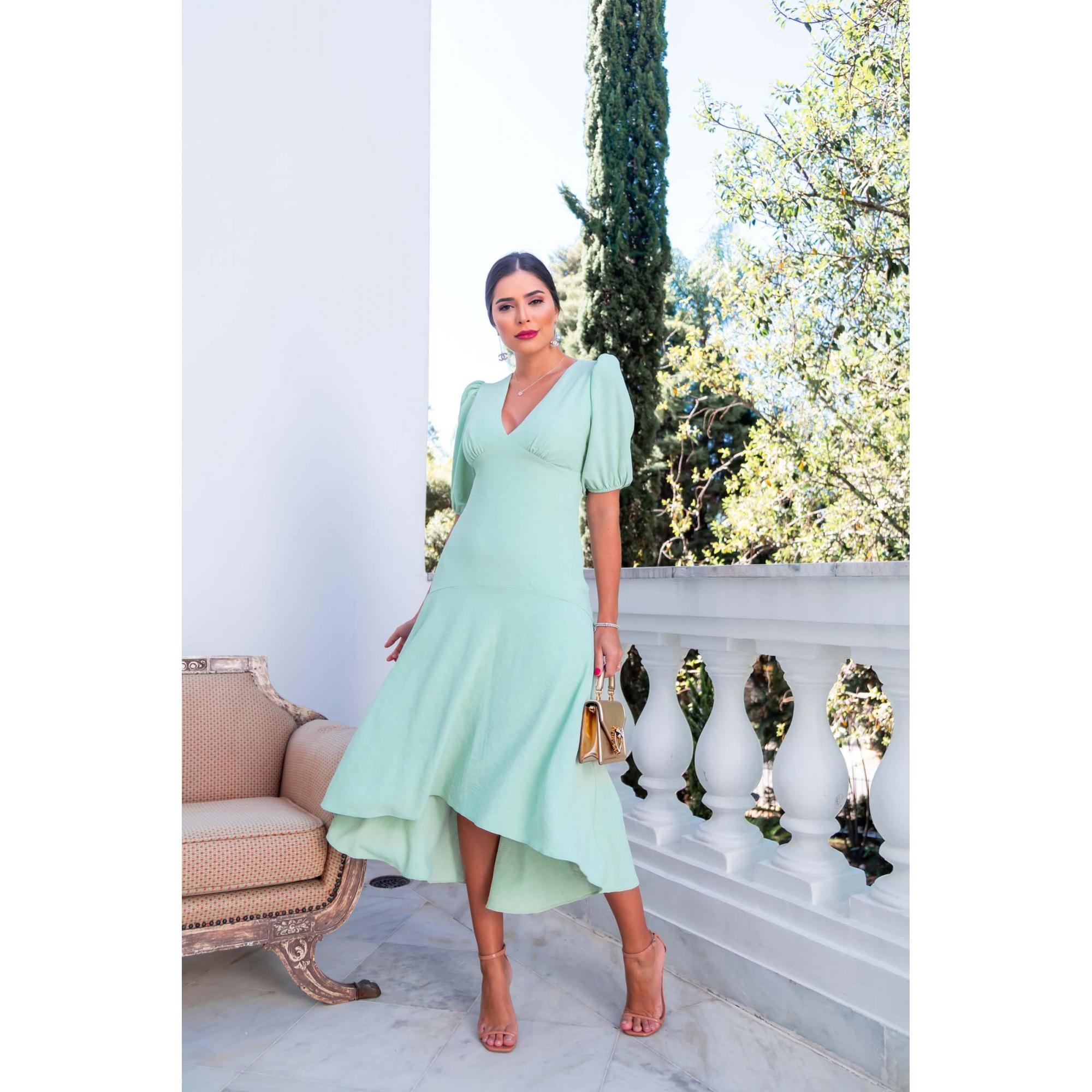 Vestido Ayla - MINT
