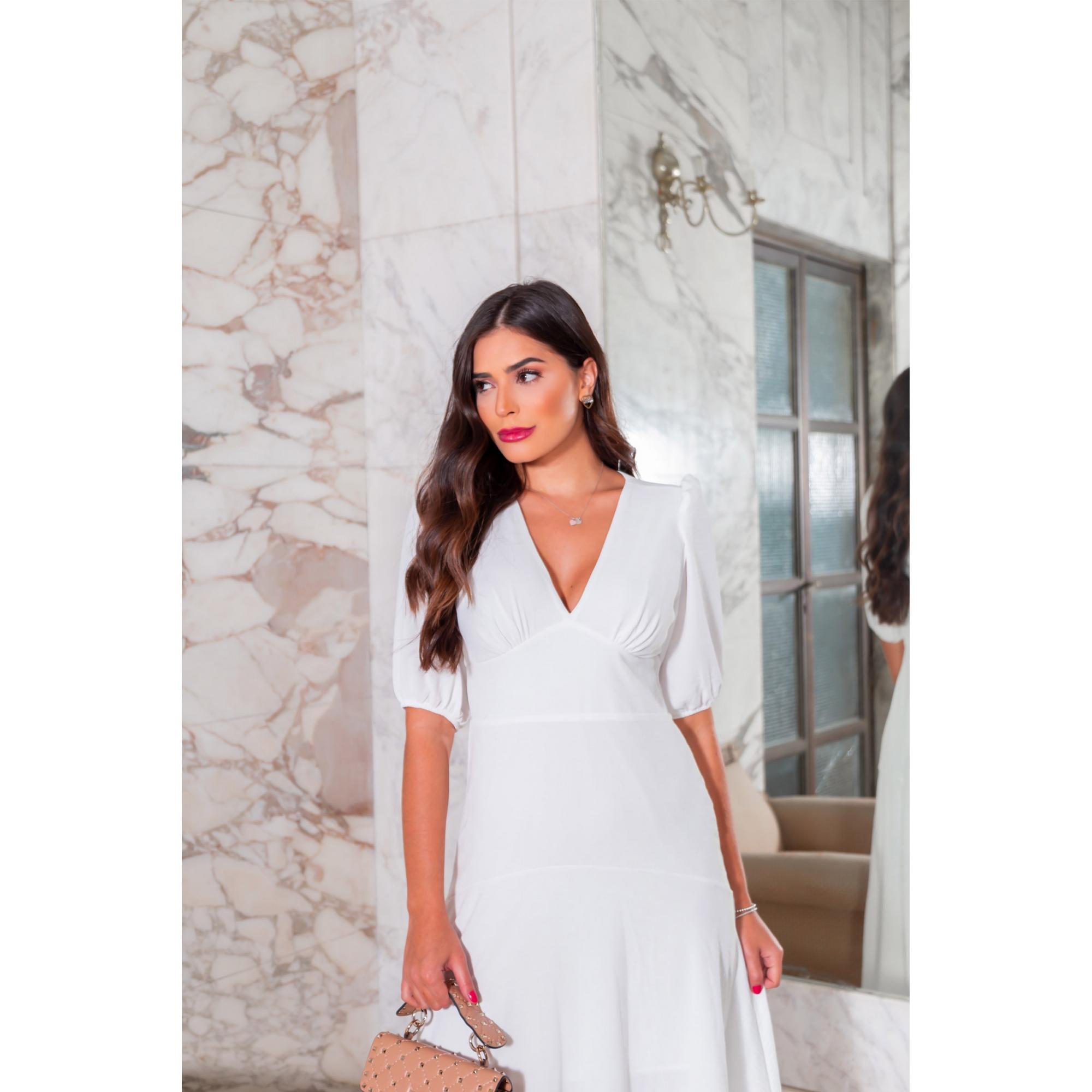 Vestido Ayla - OFF