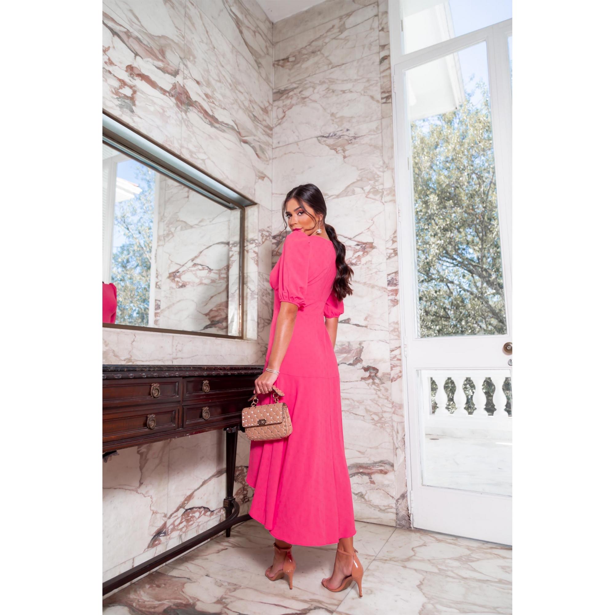 Vestido Ayla - PINK