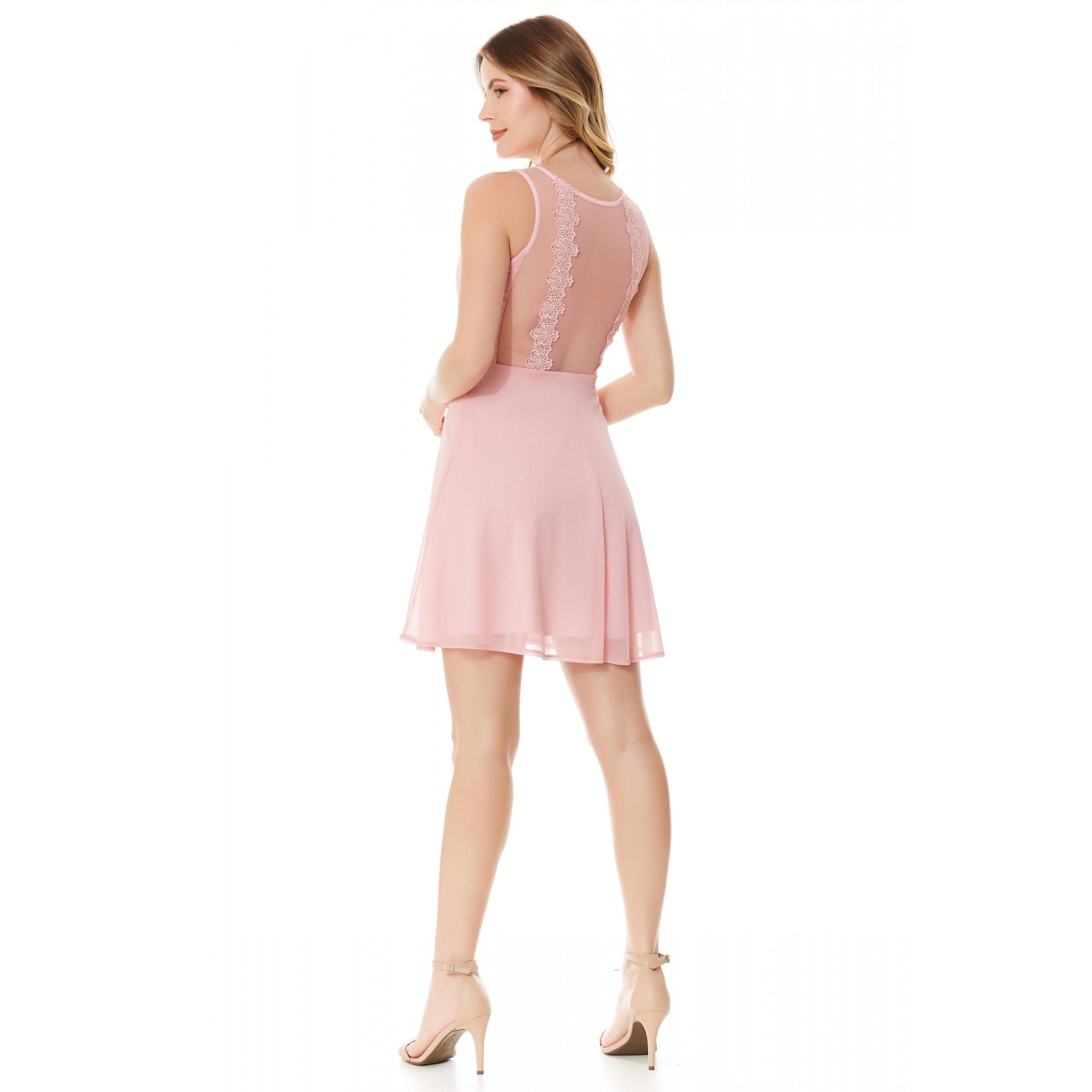 Vestido Chloe - ROSE