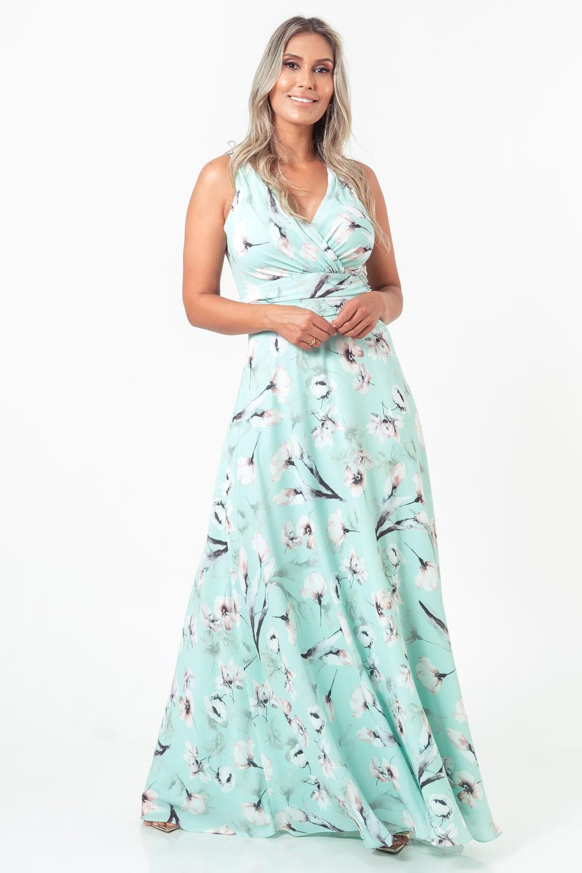 Vestido Clara - MINT