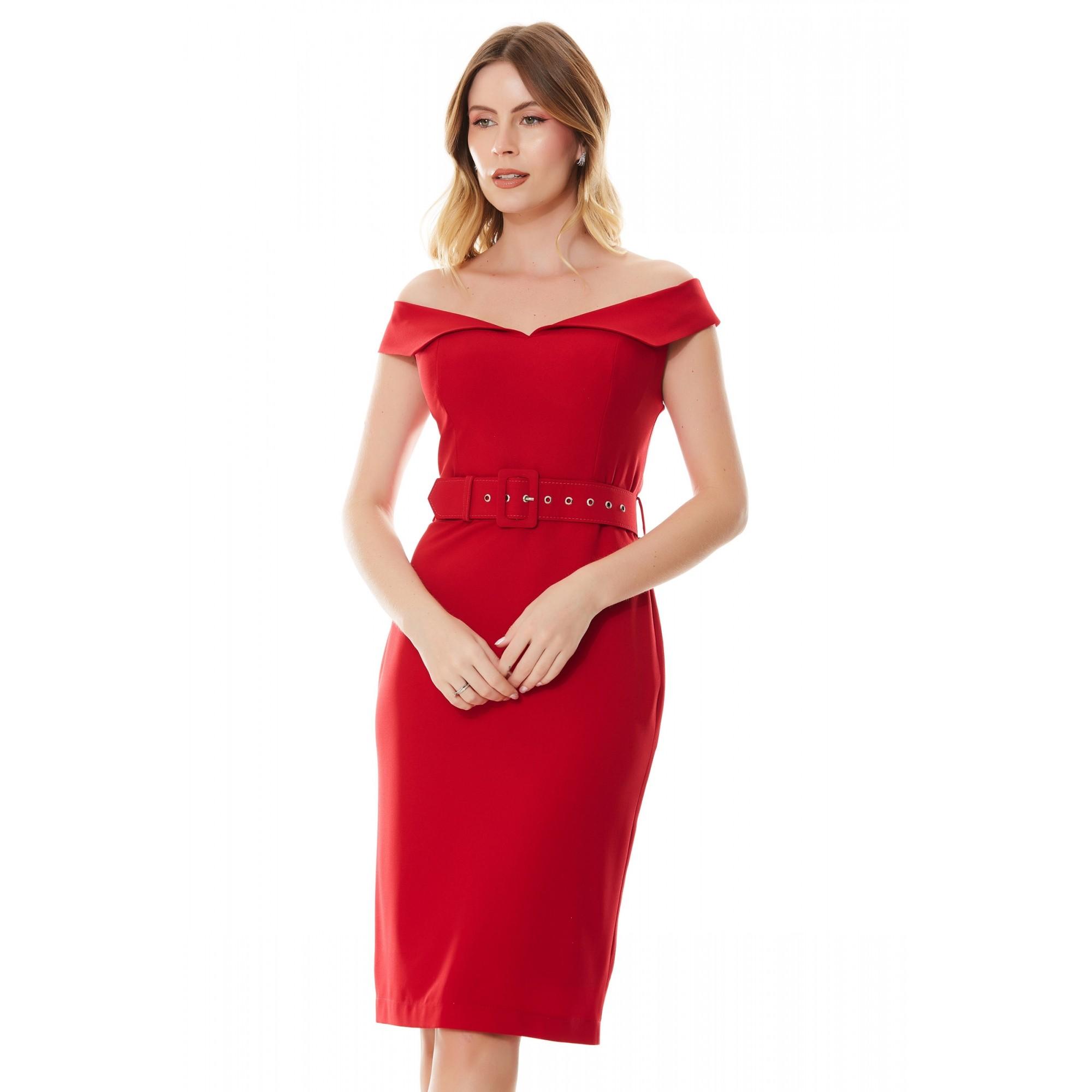 Vestido Emma - RED