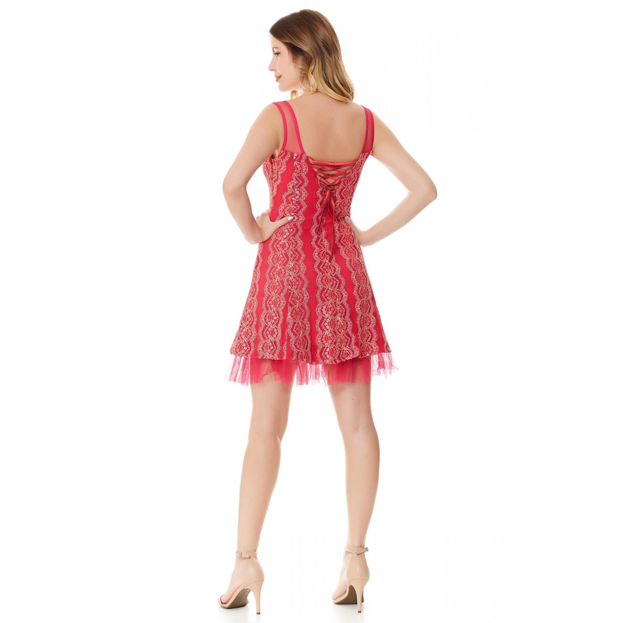 Vestido Laís - PINK