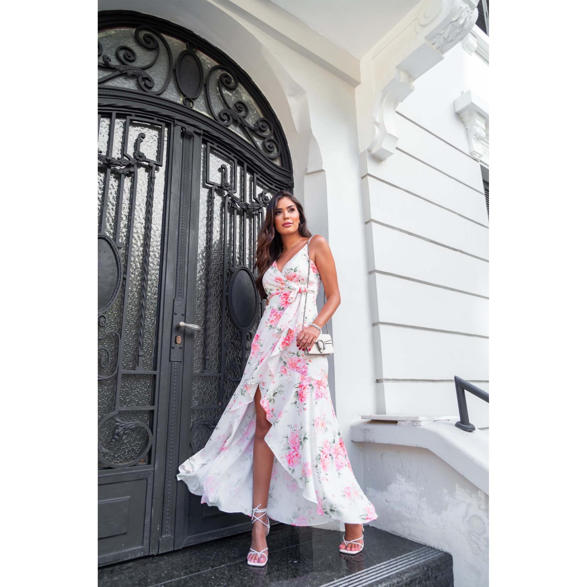 Vestido Lorena - OFF