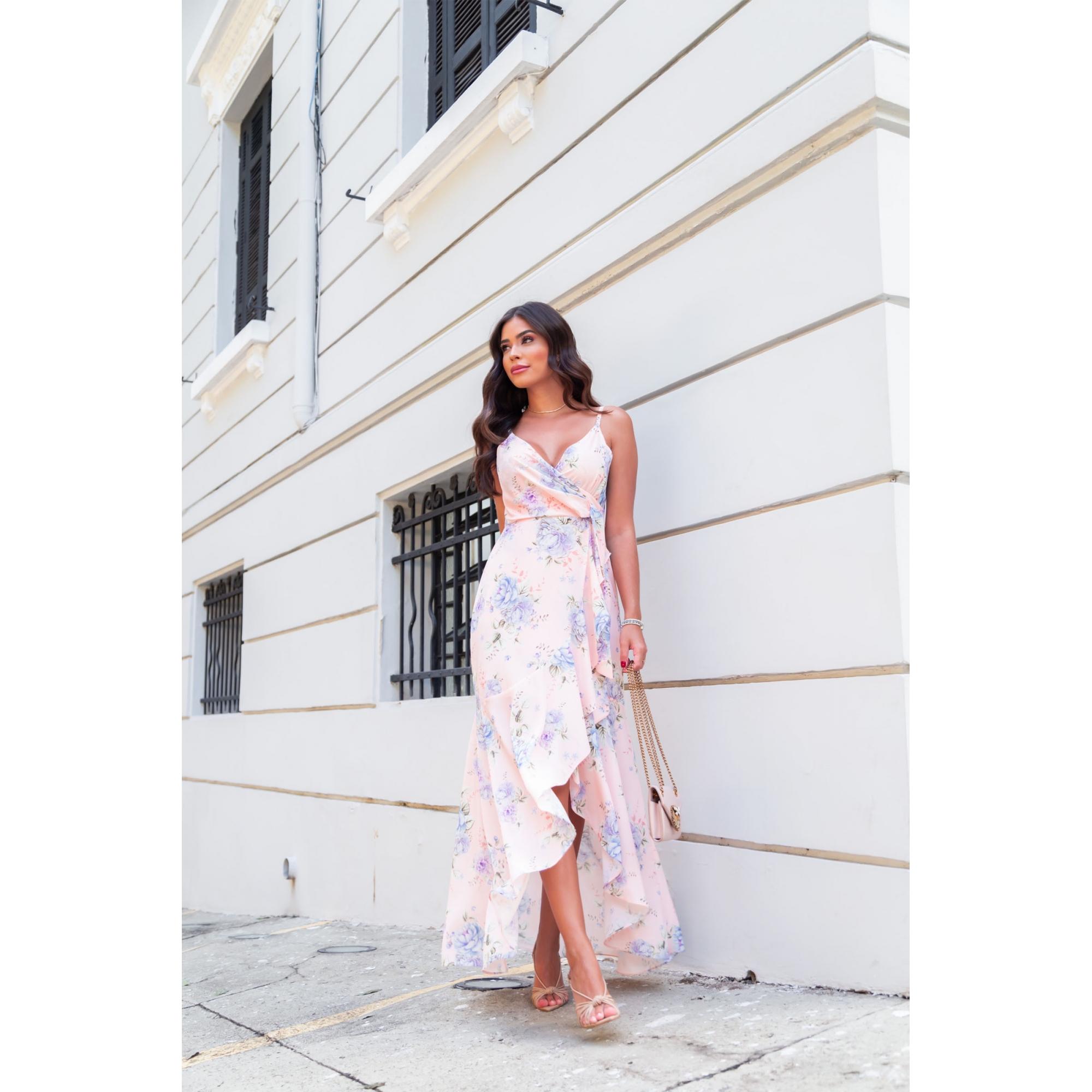 Vestido Lorena - ROSE