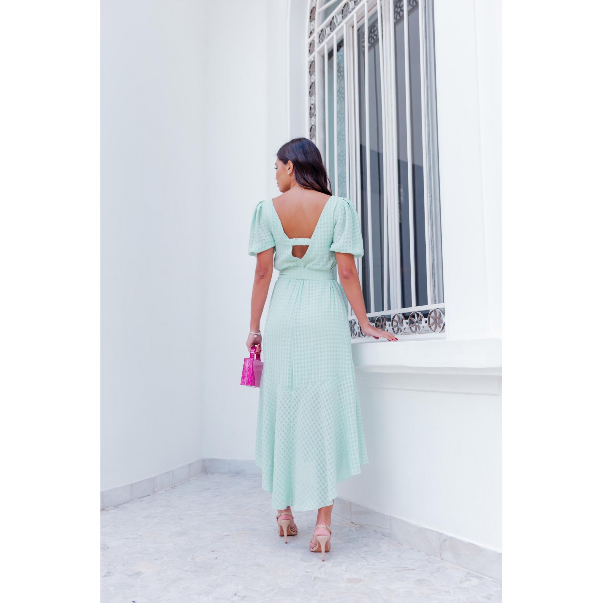Vestido Mara - MINT