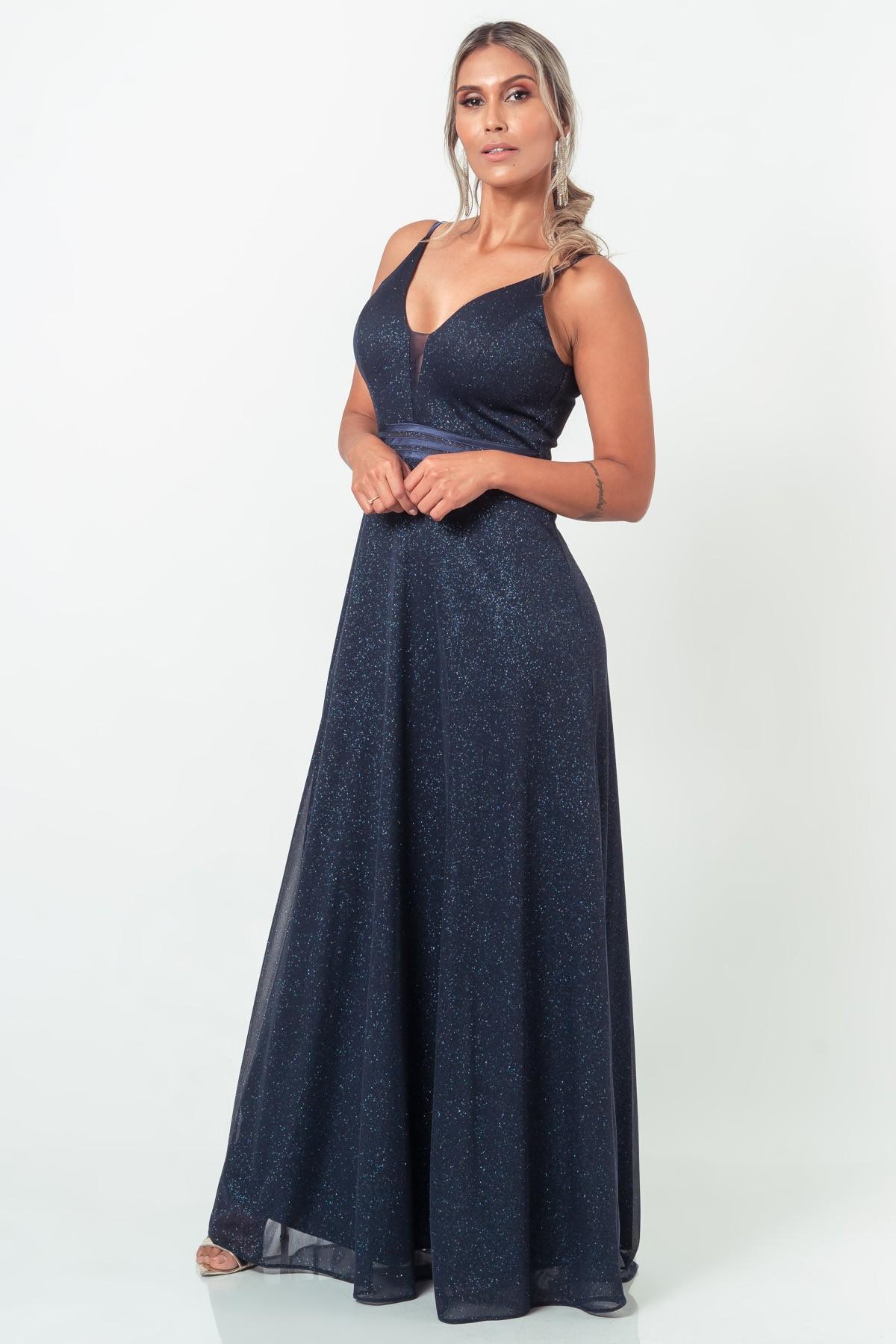 Vestido Mariah - MARINHO