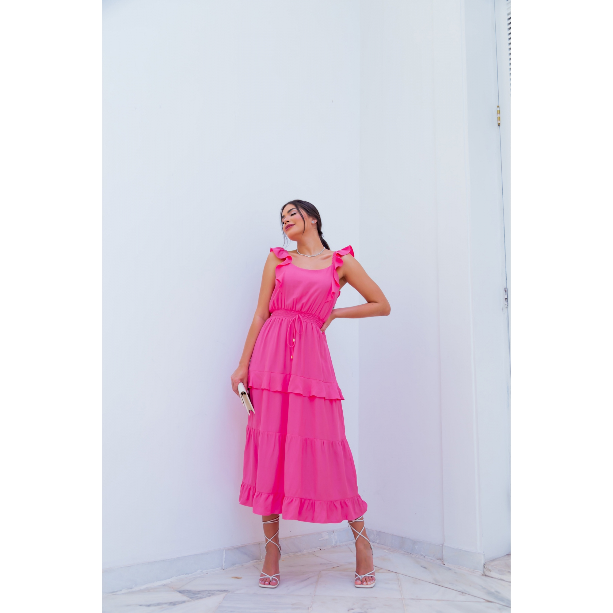 Vestido Marina - PINK