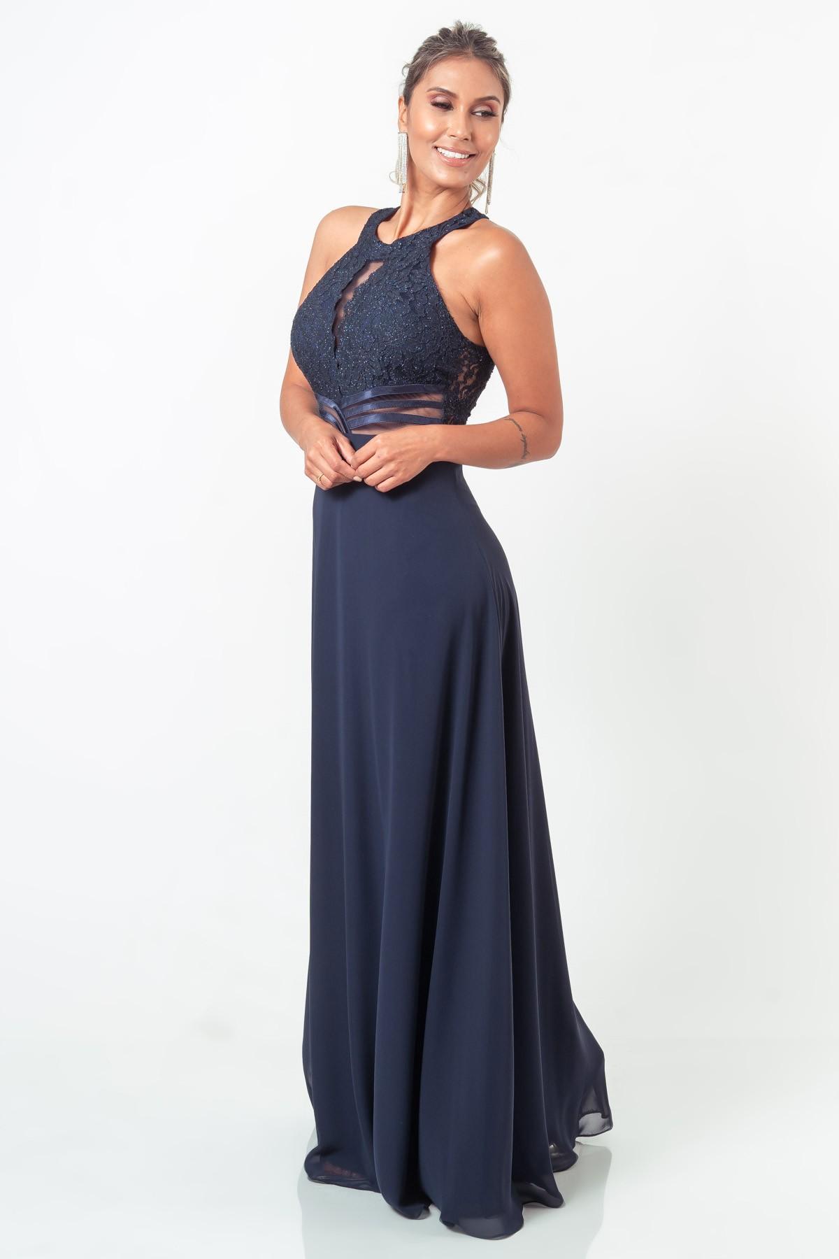 Vestido Maya - MARINHO