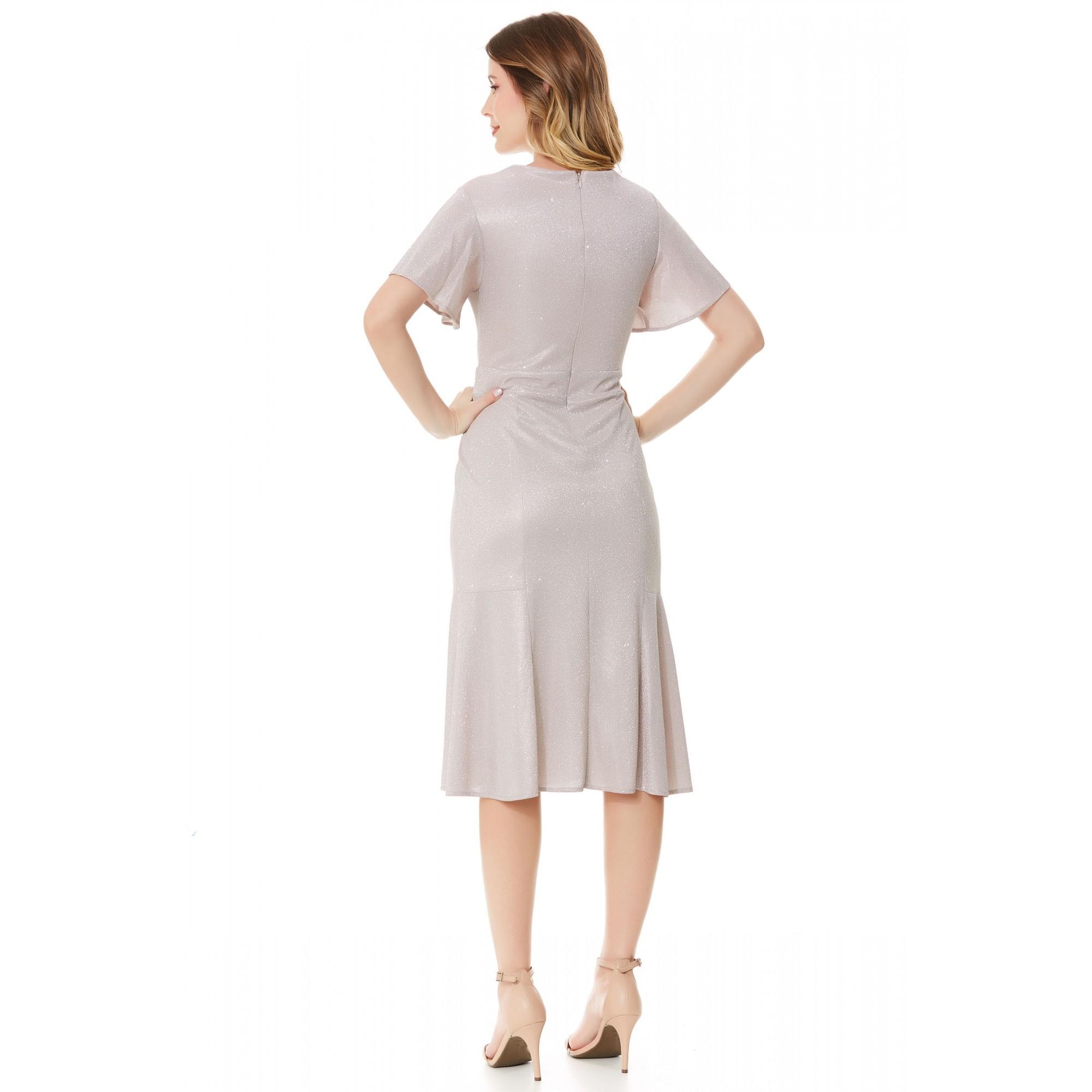 Vestido Megan - NUDE