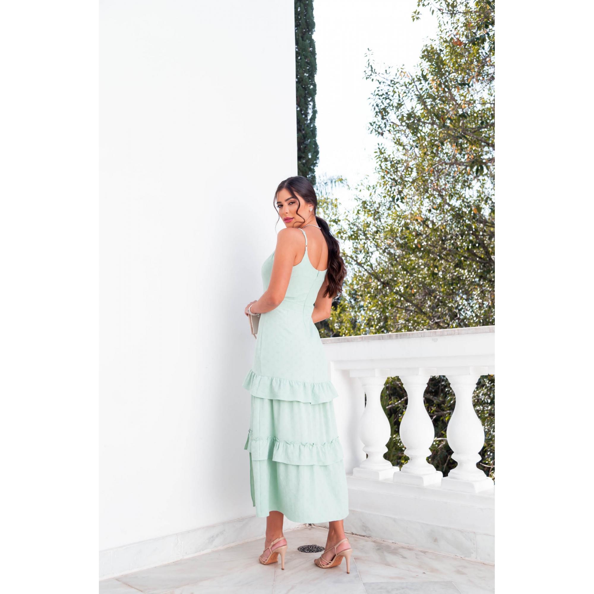 Vestido Melissa - MINT