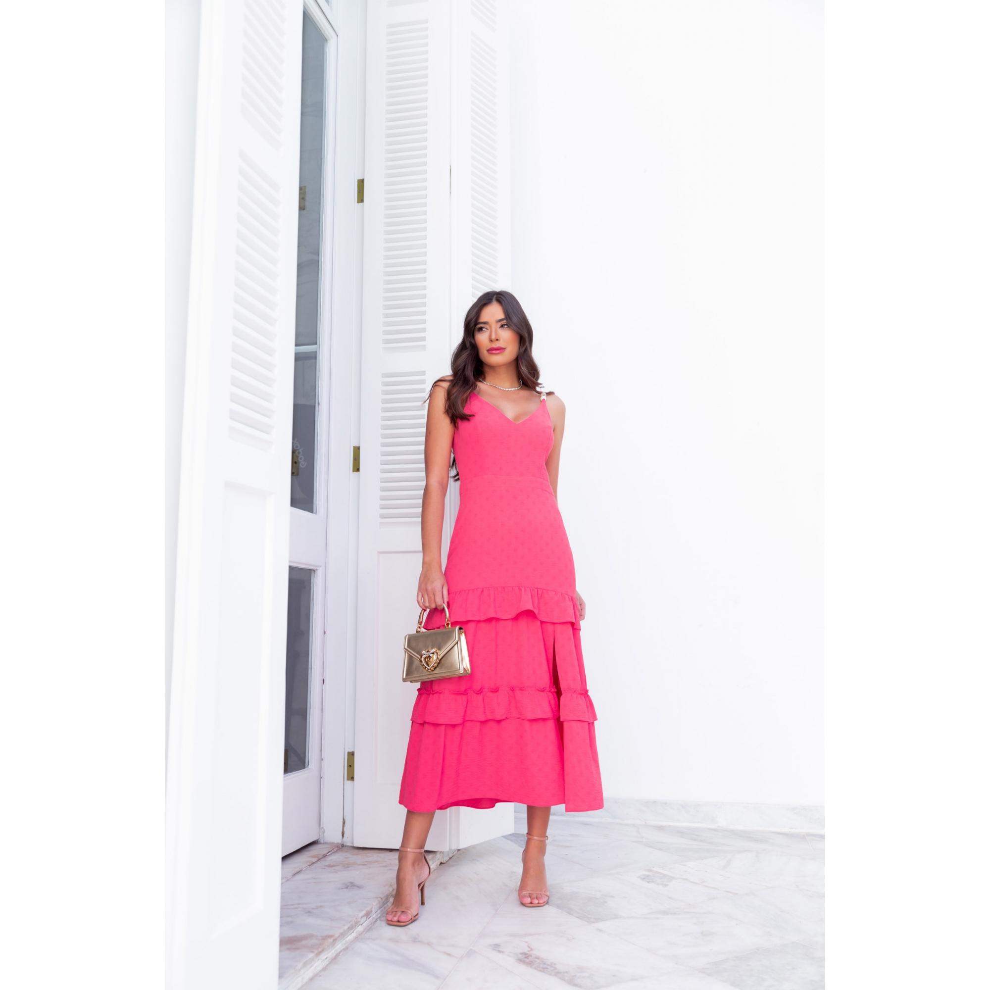 Vestido Melissa - PINK