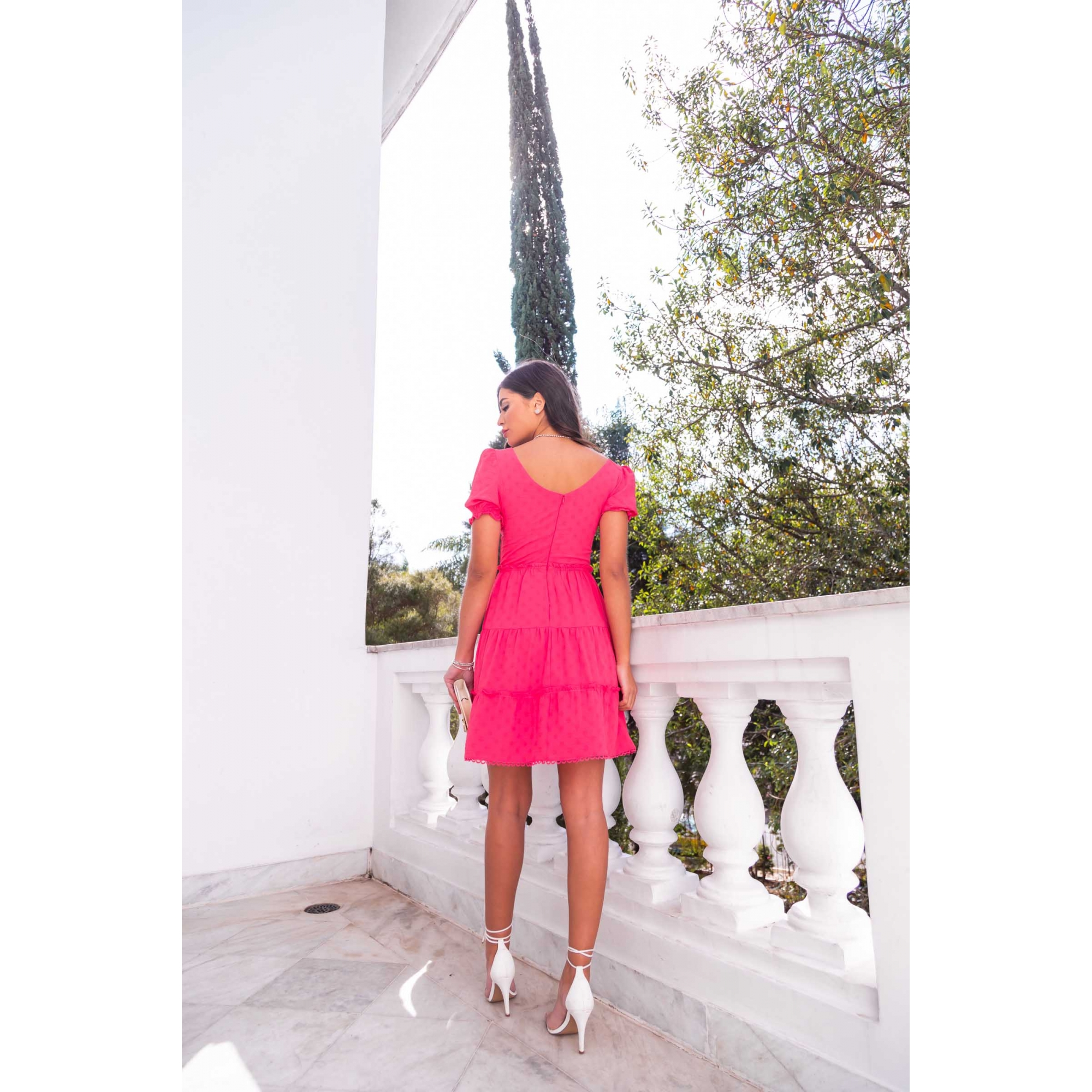 Vestido Nicole - PINK