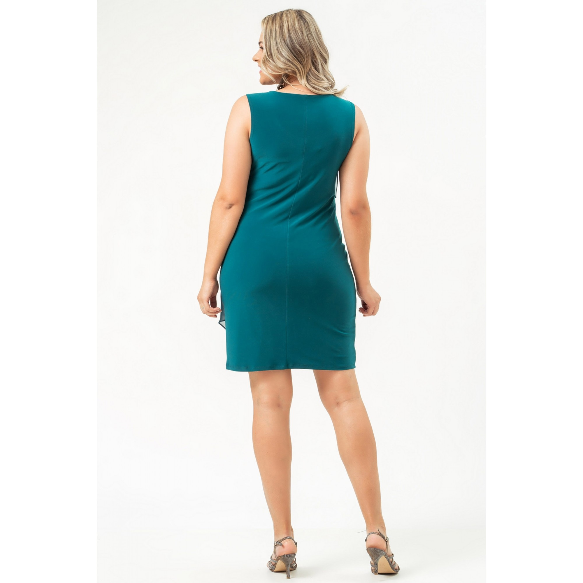 Vestido Serena - PETROLEO