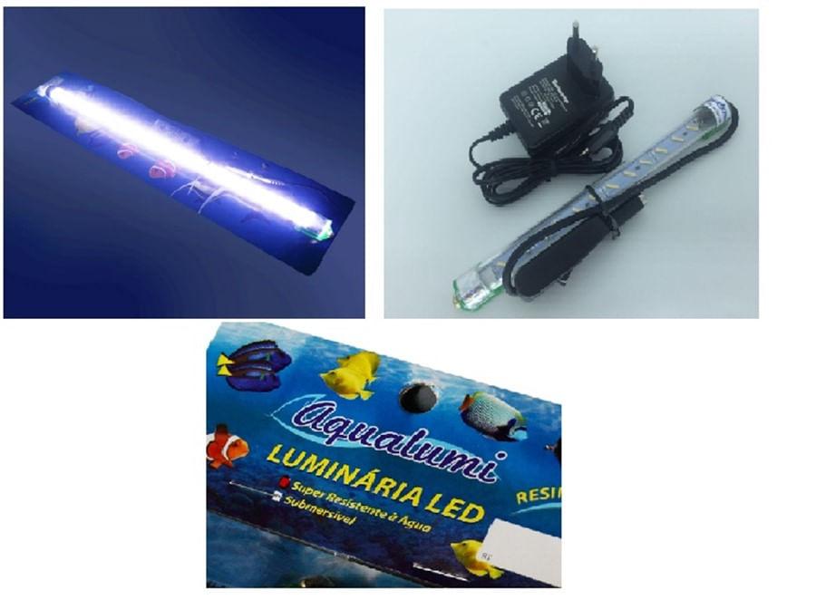 Aqualumi luminária de LED 65cm