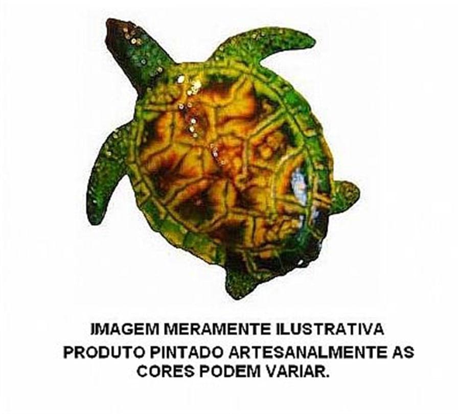 Aquária Enfeite de Resina Tartaruga I (A-01)