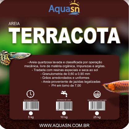 Aquasn Areia Terracota