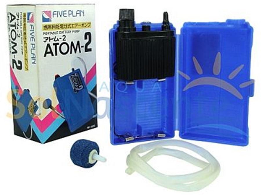 Atman Compressor a Pilha Atom 2