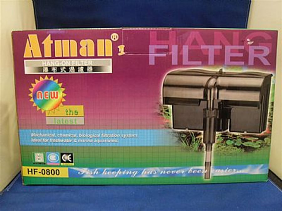 Atman Filtro Externo HF-0800- 910 l/h