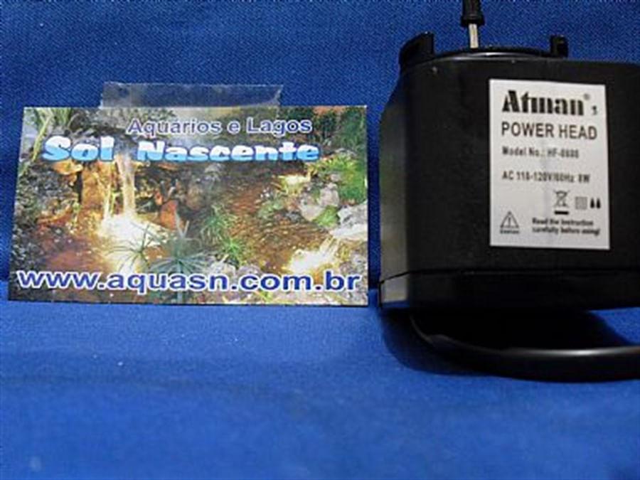 Atman Motor p/ Filtro Externo HF-0600