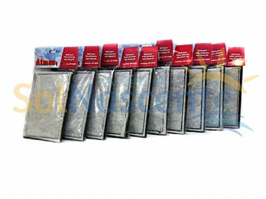 Atman Refil para Filtro Externo HF-0400(10 unidades)