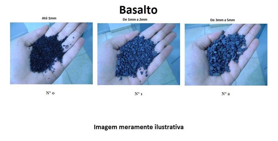 Basalto 10 kilos