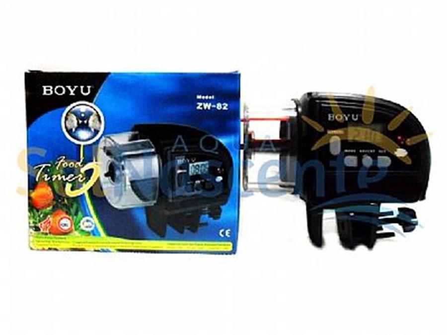 Boyu Alimentador Automático Digital a Pilha ZW-82