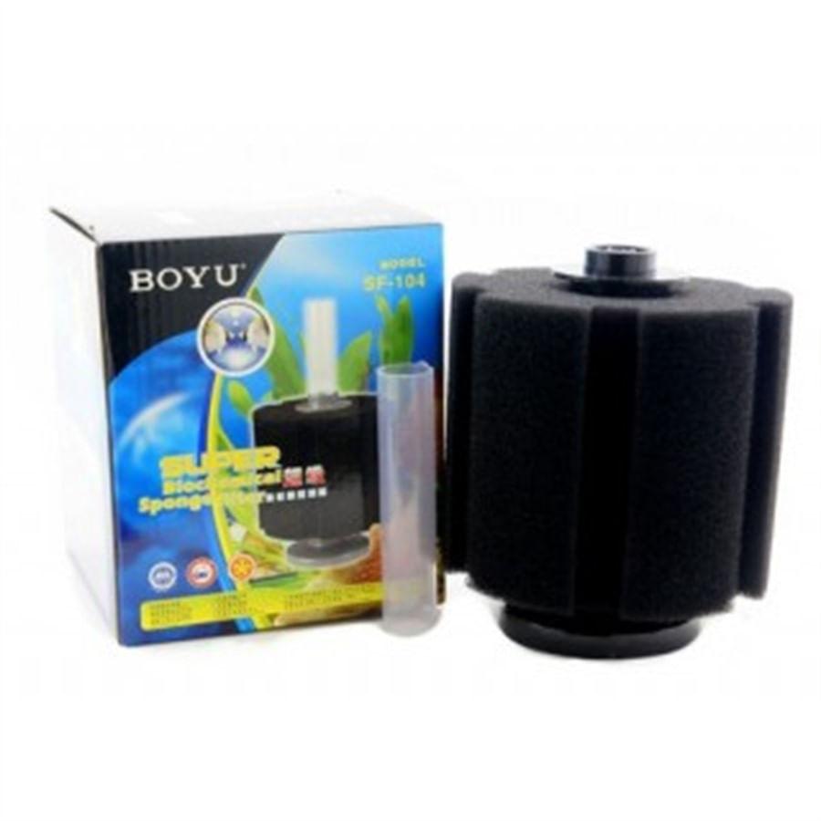 Boyu Filtro de Espuma/ Esponja (Foam) Modelo SF-104 - Código 058066