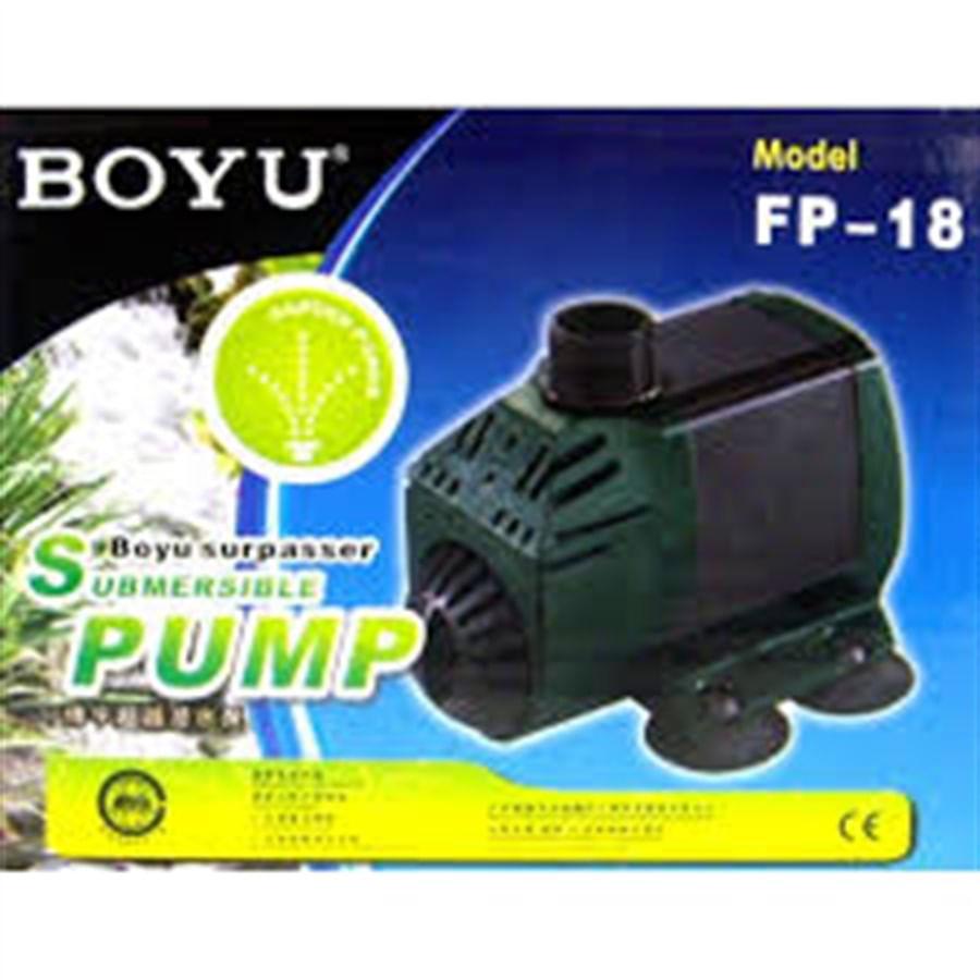 Boyu FP-18  Bomba Submersa 750 l/h - 220V - Código 058114