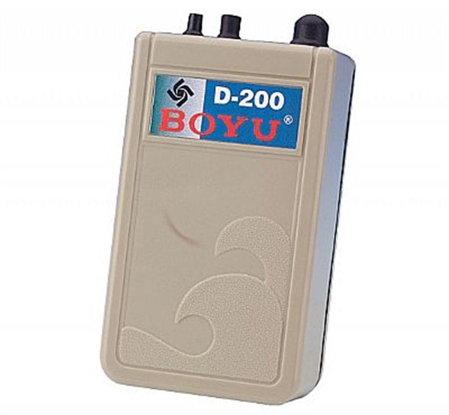 Boyu/JAD Compressor a Pilha D-200 - Código 058430