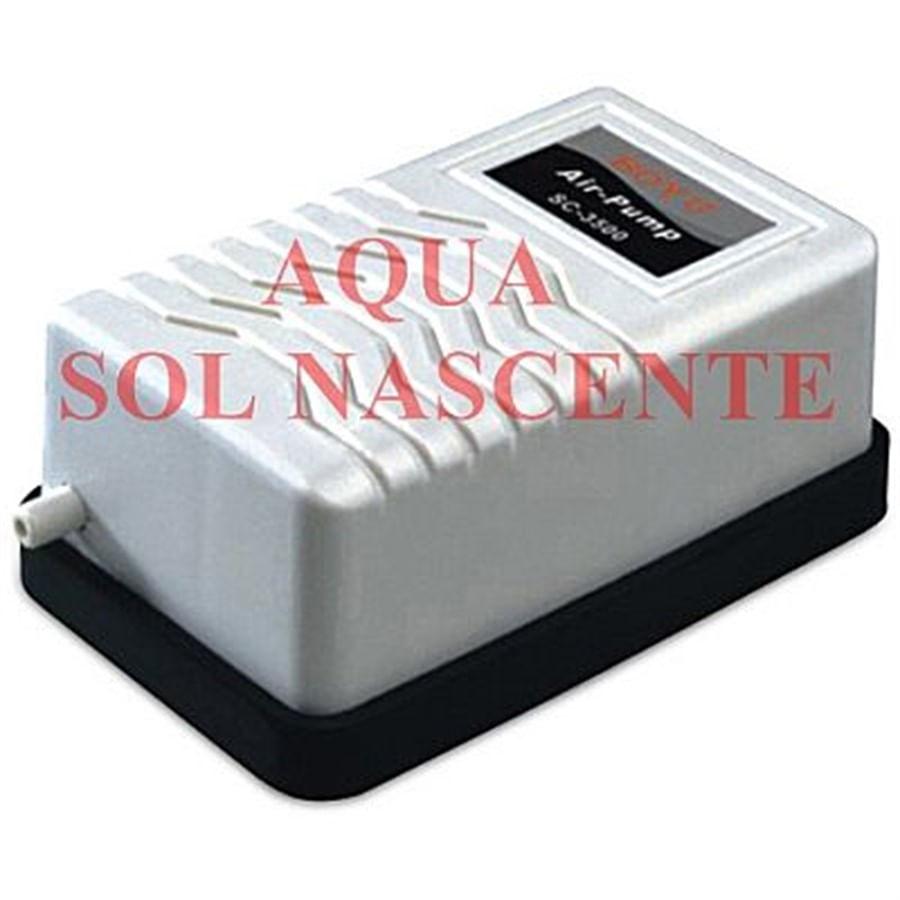 Boyu/JAD Compressor de Ar SC-3500 3,2L/Min - 220V